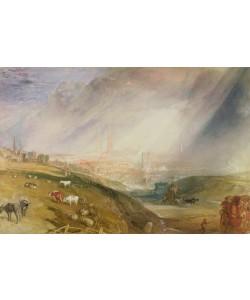 Joseph Mallord William Turner, Coventry, Warwickshire, c.1832 (watercolour)