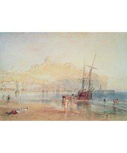 Joseph Mallord William Turner, Scarborough, 1825 (watercolour)