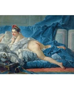 Francois Boucher, The Odalisque, 1745 (oil on canvas)