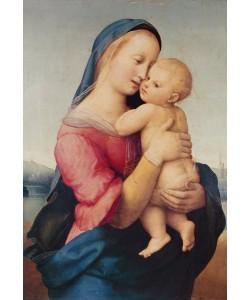 Raphael, The 'Tempi' Madonna, 1508 (oil on panel)