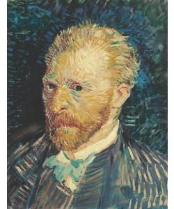 Vincent van Gogh, Self Portrait, 1887 (oil on canvas)