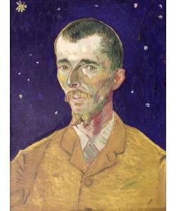 Vincent van Gogh, Portrait of Eugene Boch (1855-1941) 1888 (oil on canvas)