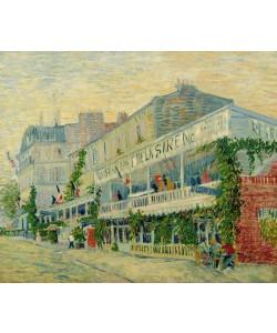 Vincent van Gogh, Restaurant de la Sirene at Asnieres, 1887 (oil on canvas)