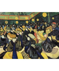 Vincent van Gogh, The Dance Hall at Arles, 1888 (oil on canvas)