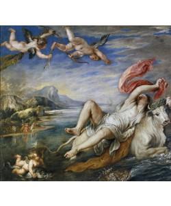 Peter Paul Rubens, Rape of Europe, 1628-9 (oil on canvas)