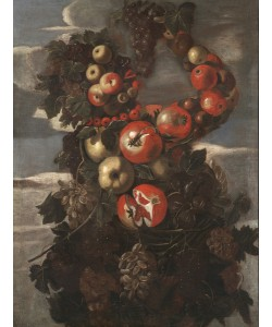 Giuseppe Arcimboldo, Summer, c.1580-1600 (oil on canvas)