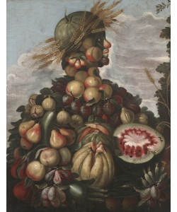 Giuseppe Arcimboldo, Autumn, c.1580-1600 (oil on canvas)