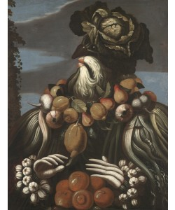 Giuseppe Arcimboldo, Winter, c.1580-1600 (oil on canvas)