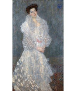 Gustav Klimt, Portrait of Hermine Gallia (1870-1936) 1904 (oil on canvas)