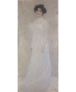 Gustav Klimt, Serena Pulitzer Lederer, 1899 (oil on canvas)
