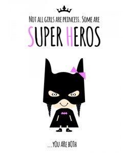 Ayse, Superhero Two