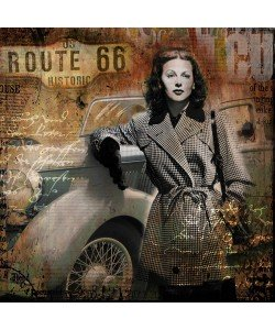 Micha Baker, Route 66