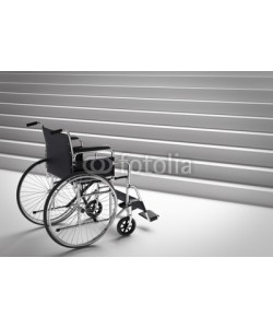 adimas, wheelchair and stairs