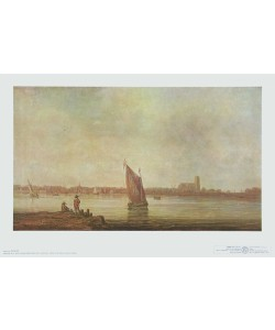 Aelbert (Aelbrecht) Cuyp, Ansicht von Dordrecht