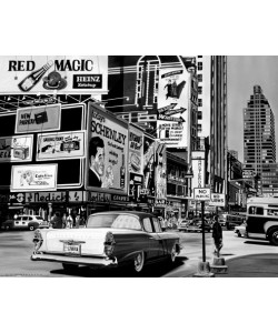 Alain Bertrand, Advertising in the City