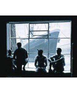 Alain Bertrand, Les Dockers