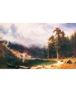 Albert Bierstadt, Mount Corcoran