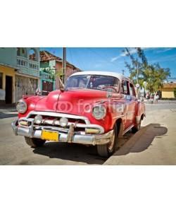 Aleksandar Todorovic, Classic Chevrolet  in Trinidad, Cuba