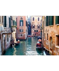 Aleksandrs Kosarevs, Venetian canal, Italy