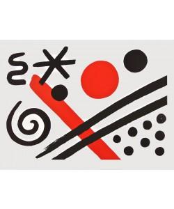 Alexander Calder, Ohne Titel, 1961