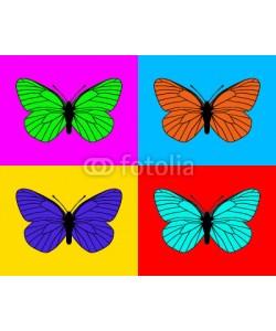 Alois, Schmetterlinge