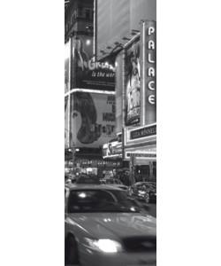 Alan Copson, Times Sqare at night, New York