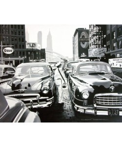 Alain Bertrand, Vendeur de Pepsi à Manhattan