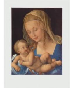 Albrecht Dürer, Maria mit dem Kinde mit der Birne