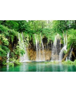 ALCE, Waterfall at Plitvice national park, Croatia