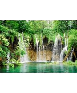 ALCE, Waterfall at Plitvice national park, Croatia