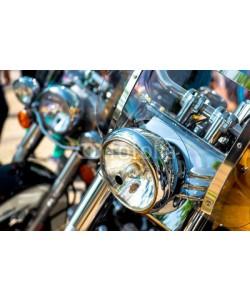 Alex Tihonov, Motorcycle headlight