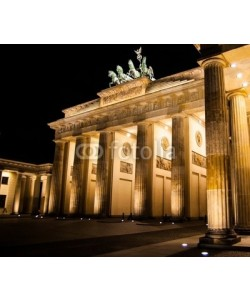 Alexi TAUZIN, Brandenburger Tor - Porte de Brandbourg, in Berlin