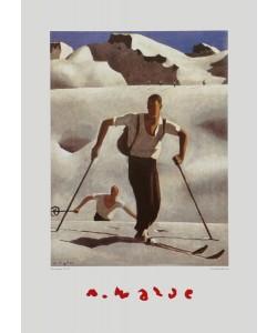 Alfons Walde, Der Aufstieg