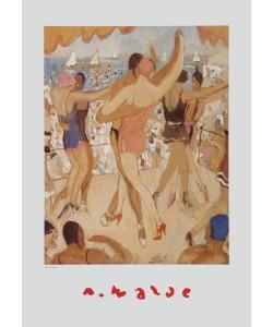 Alfons Walde, Die Tanzenden