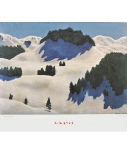Alfons Walde, Winterlandschaft