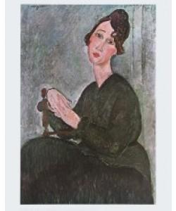 Amedeo Modigliani, Madame Hayden