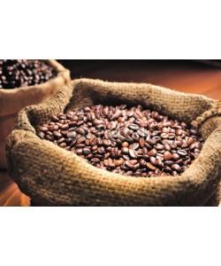amenic181, burlap sack of roasted beans