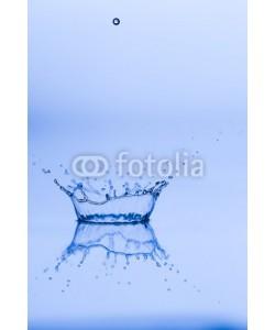 Amir Kaljikovic, Wassertropfen beim Aufprall