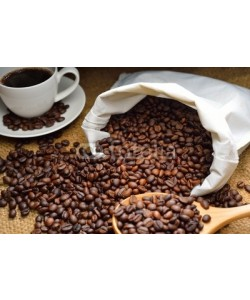 amenic181, coffee beans and coffee cup