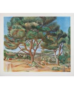 André Derain, Die große Pinie