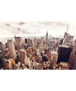 Andrew Bayda, Manhattan skyline aerial view