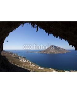 Andrey Bandurenko, Rock climbing, Kalymnos Island, Greece
