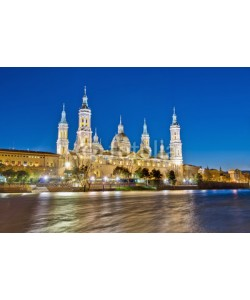 Anibal Trejo, Our Lady of the Pillar Basilica at Zaragoza, Spain