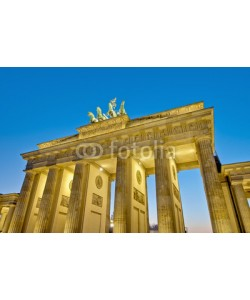 Anibal Trejo, The Brandenburger Tor at Berlin, Germany