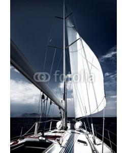 Anna Omelchenko, Luxury sail boat