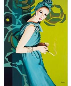 Anne Bernard, Femme Cigarette