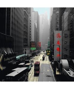 Anne Valverde, Hong Kong Tram