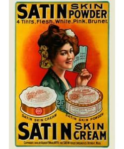 Anonymous, Satin Skin Powder