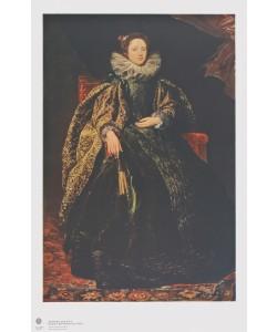 Anthonis Dyck van, Bildnis der Marchesa Balbi