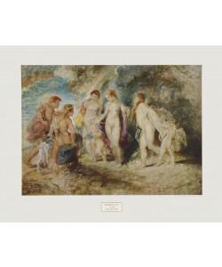 Anthonis Dyck van, Das Urteil des Paris